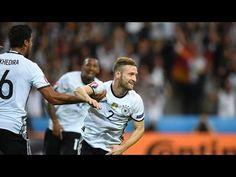 Germany vs Ukraine 2-0 - All Goals & Full Highlights - UEFA EURO 2016 HD