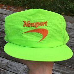 Newport snapback. like new. $40 dm @zoo_ted to buy 🚬🚬🚬🚬