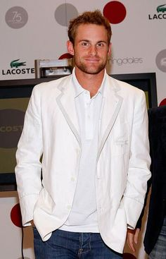 Is andy roddick a virgin remarkable