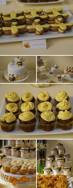 Bee Theme Ideas Cute For A Baby Shower