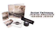 JOINTED HWRxSPETZ CD  + GRINDER Limited Edition  #jointed #HWR #SPETZ #GRINDER #CD #scratch #DJ