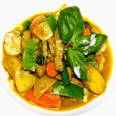 Yellow Curry.