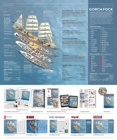0180 Gorch Fock (German Training Sailing Ship) # infographic