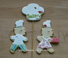 Baking bears