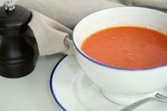 Stevige tomatensoep || alleen groentes!