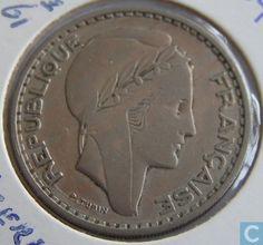 Coins - Algeria - Algeria 100 francs 1952