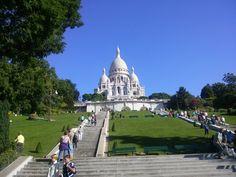 몽마르뜨 언덕.. Montmartre..