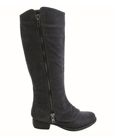 Take a look at this Black Whistler Boot by Dooballo on #zulily today!