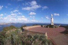 """Outdoor Activities listed: """"Solitude"""". Cabrillo National Park and Point Loma Lighthouse."""