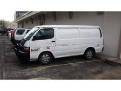 Camiones y Buses | Toyota Hiace Panamá 1997 | Se vende HI Ace Panel
