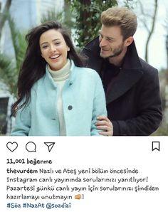 NazAt❤söz #pazartesicanlıyayınvarr Talking Quotes, Turkish Actors, Insight, Twitter, Parenting, Shit Happens, Words, People, Instagram