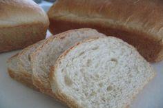 Delicious Homemade White Bread. Photo by Brenda.