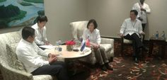 Presidentes de Honduras y Taiwan se reunieron en Panamá | Radio HRN