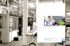 Création plaquette commerciale, plaquette d'entreprise et de présentation