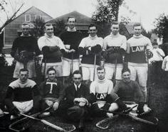 1920s lacrosse | Initial Reading and Assessment of Textbook Treatment of the Topic