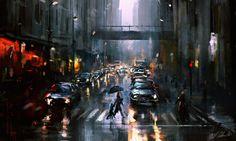 Rain down on me by daRoz.deviantart.com on @DeviantArt