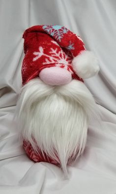 Nordic Gnome 087 Shane Clause by TinaChristyArt on Etsy https://www.etsy.com/listing/578098911/nordic-gnome-087-shane-clause