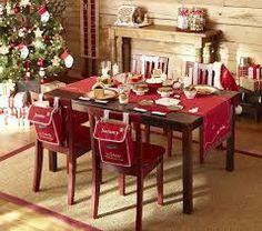 Resultado de imagen para caminos de mesa navideños elegantes fieltro
