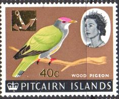 Stamps Pitcairn Islands 1964 SG 36 Longboat Fine Mint Scott 39 Other Pitcairn Island Stamps HERE