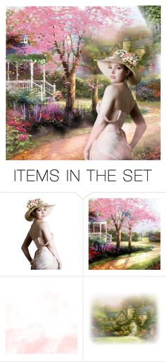 """""""No Turning Back"""" by sjk921 ❤ liked on Polyvore featuring art and Spring"""