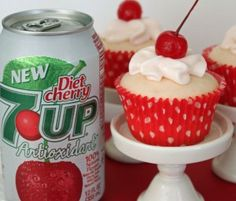Lo-cal Cupcakes