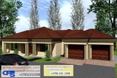 Overall Dimensions- x mBathrooms- 3 Car GarageArea- Square meters