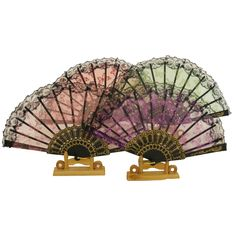 Assortment of one dozen (12) Oriental Feng Shui Hand Fan- Sequin    MSRP: $39.99  Price: $29.99