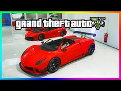 """GTA 5 - Awesome """"Pegassi Osiris"""" Roadster Convertible Concept For Super Cars! (GTA 5 Gameplay) - YouTube"""