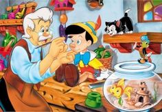 Pinocchio Story - Bedtime Short Stories