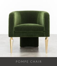 Pompe Chair - Shine by S.H.O