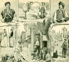 """French antique prints published in Paris by #LAROUSSE between 1897 and 1907. Not a copy. Taken from the """"Nouveau Larousse illustré"""". Frame it or use it for cards, scrapbooki... #larousse #illustration #serbia ➡️ http://jto.li/A9JPZ"""