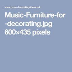 Music-Furniture-for-decorating.jpg 600×435 pixels