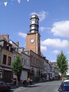 Belfort van Doullens - Wikipedia