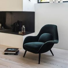 Frederica Swoon lounge chair