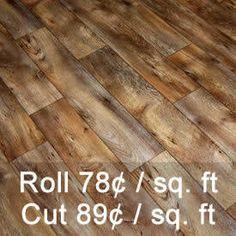 Gray Vinyl Flooring That Looks Like Wood 49202200 Rustic