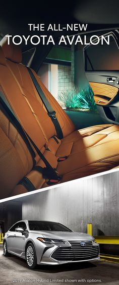 Pamper yourself at every mile. The all-new 2019 Avalon Limited, with its available Cognac premium leather, is a treat worth indulging i. Lamborghini Huracan Interior, Toyota Avalon, Jeep Cherokee Xj, Future Car, Exotic Cars, Hot Wheels, Luxury Cars, Cool Cars, Super Cars