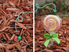 Magical Easter Lollipops (a new Easter tradition) Have to remember.