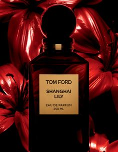 Shanghai Lily by Tom Ford Tom Ford Beauty, Perfume Reviews, Best Perfume, Body Spray, Smell Good, Shanghai, Perfume Bottles, Perfume Tray, Toms