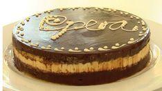 Συνταγή για την γαλλική σοκολατένια τούρτα Όπερα!