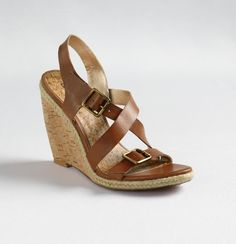 Essential to all women's summer wardrobe, find the Hannie Cork Wedges at Ann Taylor LOFT here at Watters Creek.