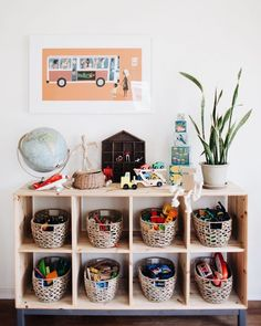 a toddler room sneak peek with framebridge x penguin books - calivintage Playroom Layout, Playroom Organization, Playroom Design, Playroom Decor, Kids Decor, Home Decor Bedroom, Playroom Ideas, Organizing, Small Toddler Rooms