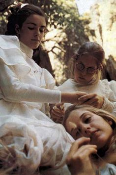 An Australian classic ... Picnic At Hanging Rock (1975), directed by Peter Weir.