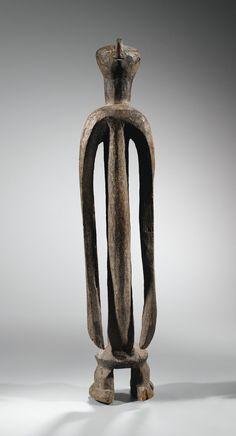 STATUE, MUMUYE, NIGERIA H 94 cm, 37 in SOTHEBY'S, Paris, 18 June 2014