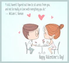 A lovely quote for a lovely couple! Happy Valentine's Day! Free online Madly In Love With Everything You Do ecards on Valentine's Day Happy Birthday Wishes For Him, Birthday Wish For Husband, Happy Birthday Video, Happy Birthday Girls, Happy Wishes, Happy Valentine Day Video, Valentines Day Quotes For Husband, Happy Valentines Day Card, Happy Cartoon
