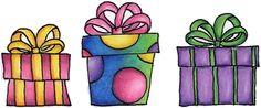 doodle gift box
