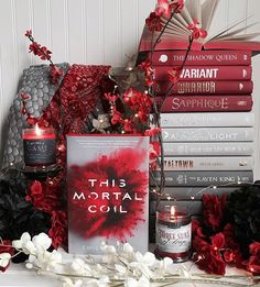 What was the last book you read that just blew you away??? . For me it was This Mortal Coil by @emily.suvada!!! A good friend recommended I pick this one up so o decided to give it a try! I havent read any dystopian books lately but let me tell you this has easily become one of my favs in the genre!!! It is full of surprises has amazing characters adorable romance and is one of those books you cant stop reading! I read it on two sittings and I cant wait for the sequel!!! If you are looking…