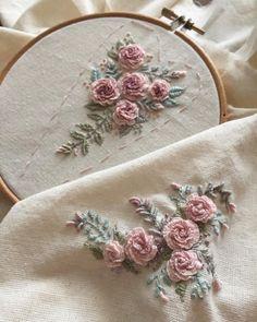 381 отметок «Нравится», 7 комментариев — Anna Yakushenko (@annysdolls) в Instagram: «It's Monday, baby #handmade #вышивка #tilda #rose #бразильскаявышивка»
