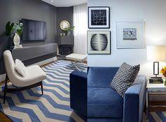 10 ideias do arquiteto para decoração de uma sala pequena