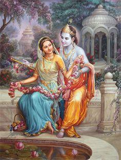 #Krishna #Krsna #Radha #Radhe #hindu #art