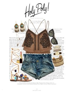 """are you ready for summer music festival?"" by annisazatadiny on Polyvore featuring River Island, Victoria Beckham, Jessica Carlyle, DANNIJO, Tom Ford and Mabu by Maria BK"